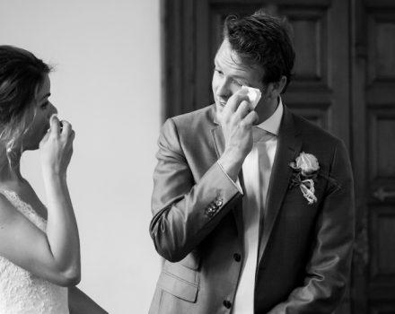 Bruidsfotografie Delft: Iris & Laurens