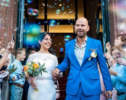 Bruidsfotografie Veluwe: Daniella & André