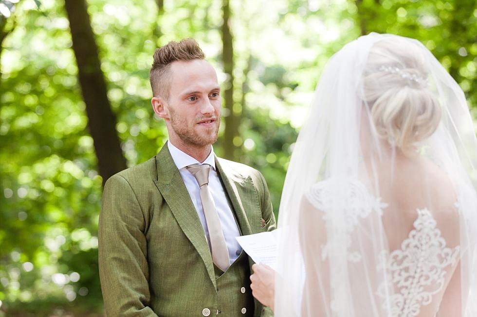 bruidsfotografie Kasteel Keukenhof 16
