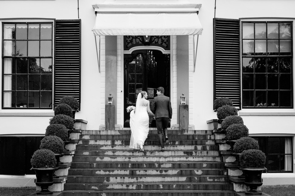 bruidsfotografie Landgoed Waterland