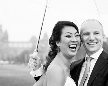 Bruiloft Amsterdam: Kim & Pim